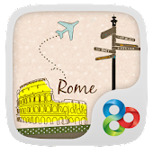 Travel Theme Go Launcher