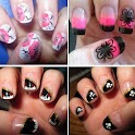 nail artist designs logo