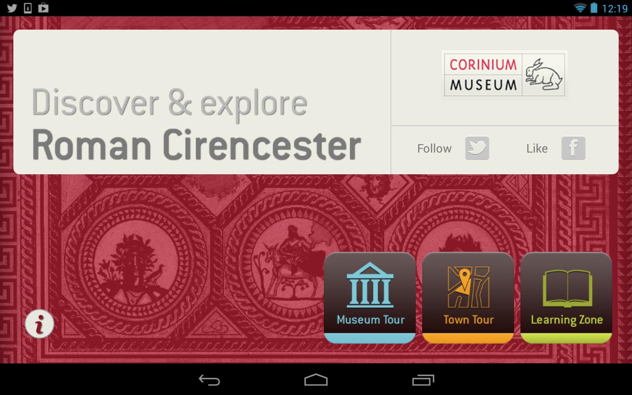 Romans- screenshot