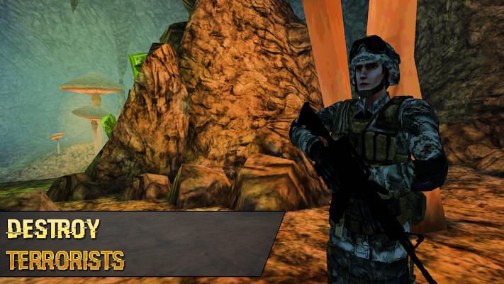 Second Warfare - screenshot