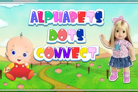 Alphabets Dots Connect