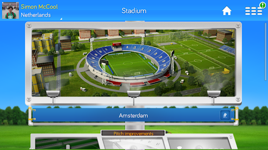 Online Soccer Manager (OSM) - screenshot thumbnail