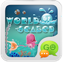 GO短信海底世界超級主題 icon