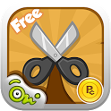 Cut In Slice Free - Kids games icon