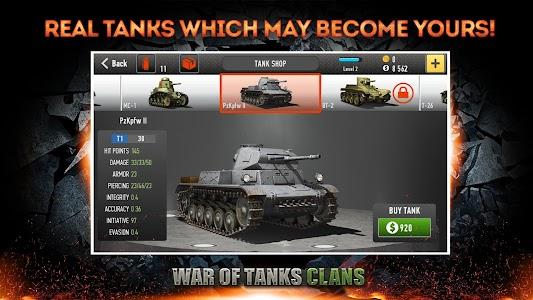 War of Tanks: Clans v1.1.15