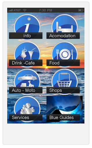 Mykonos Blue Guides