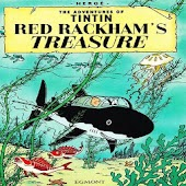 Tintin Red Rechkham's Treasure