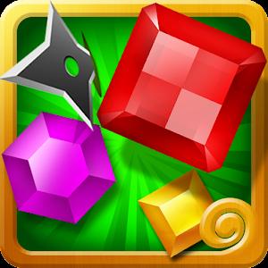 Jewels Ninja for PC and MAC