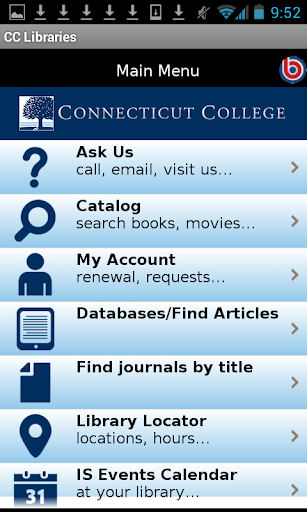 Connecticut College Libraries