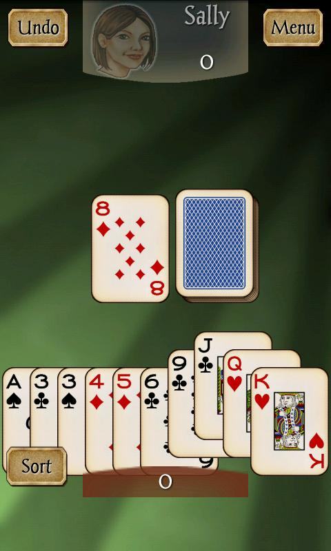 Gin Rummy Free - screenshot