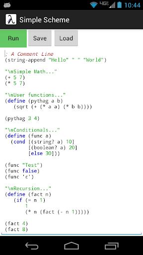 【免費生產應用App】Simple Scheme-APP點子