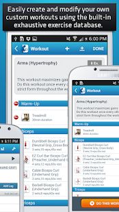 Fitness Buddy : 1700 Exercises - screenshot thumbnail