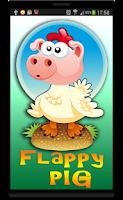Screenshot of Flapig, The Flying Pig ´ö`