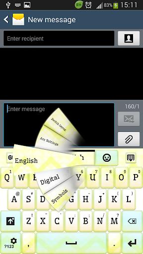 键盘智能手机