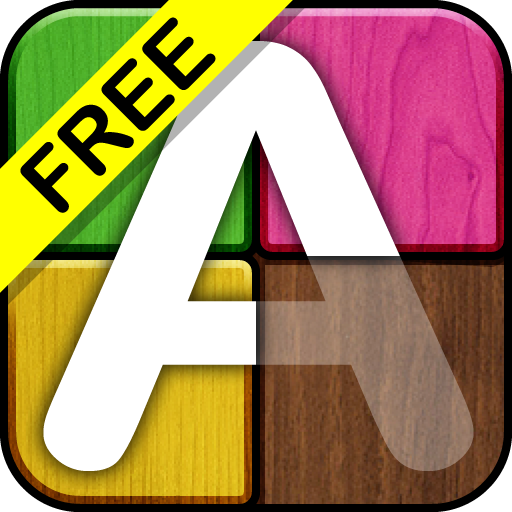 ABC Puzzle Blocks FREE LOGO-APP點子