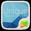 GO SMS PRO UNIQUE THEME EX icon