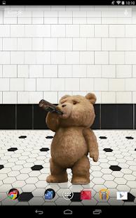 TED Live Wallpaper - screenshot thumbnail