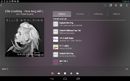 TuneIn Radio Pro - Live Radio Screenshot 18