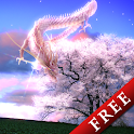 Dragon Sakura Free icon