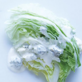 Blue Cheese Salad Dressing.