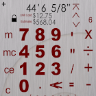 Feet and Inches Calculator icon