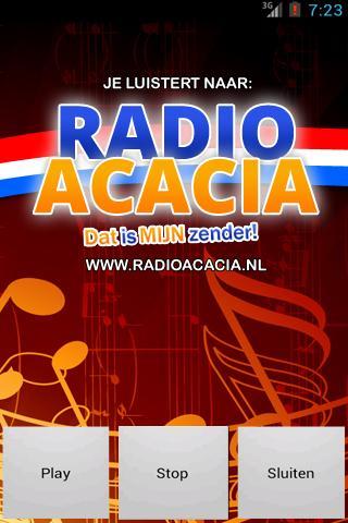 RadioAcacia.nl