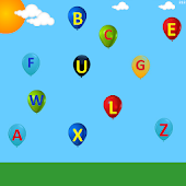 ABC Balloon Learning Game Song
