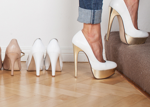 How to find your ideal heel height - Shoes of Prey