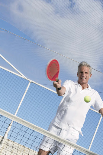 Spa-Fitness-Paddle-Tennis-1 - Enjoy a rousing game of paddle tennis aboard the Crystal Symphony.