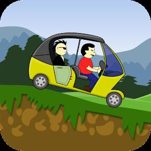 Indian Hill Climb AutoRickshaw