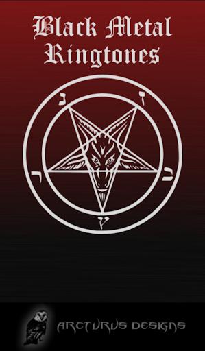 Black Metal Ringtones