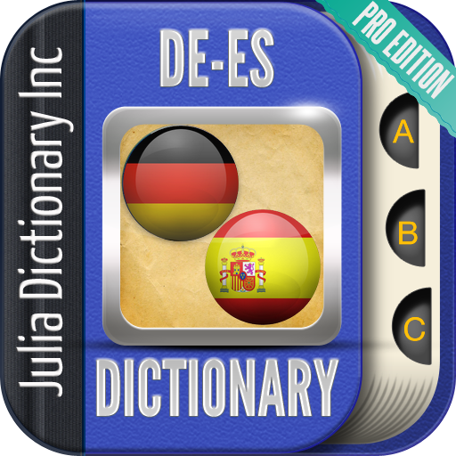 German Spanish Dictionary Pro