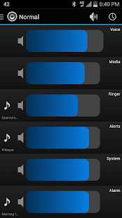 AudioGuru | Audio Manager- screenshot thumbnail