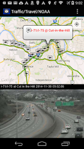Kentucky Traffic Cameras screenshot 4