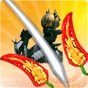 Veggie Ninja Scene Style icon
