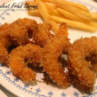 Succulent Fried Shrimp