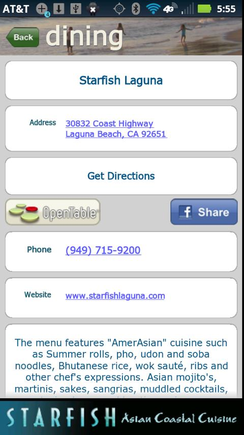 Visit Laguna Beach Travel Info - screenshot