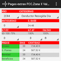 Pagas extras FCC valencia zona icon