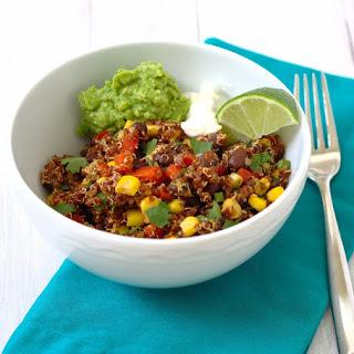 Southwest Quinoa Salad