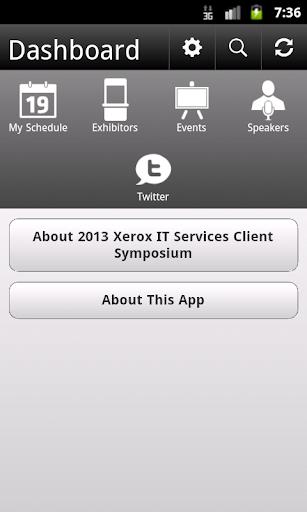書籍必備APP下載|Xerox IT Services Symposium 好玩app不花錢|綠色工廠好玩App