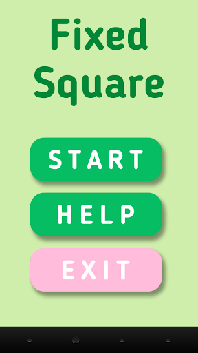 Fixed Square