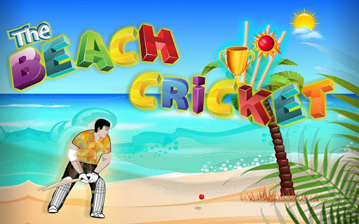 The Beach Cricket
