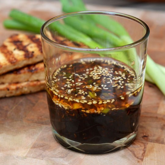 Korean BBQ Marinade Recipe