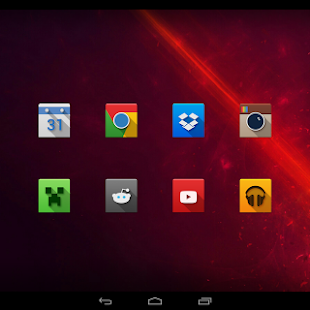 Download Nox – Icon Pack 2.5 APK