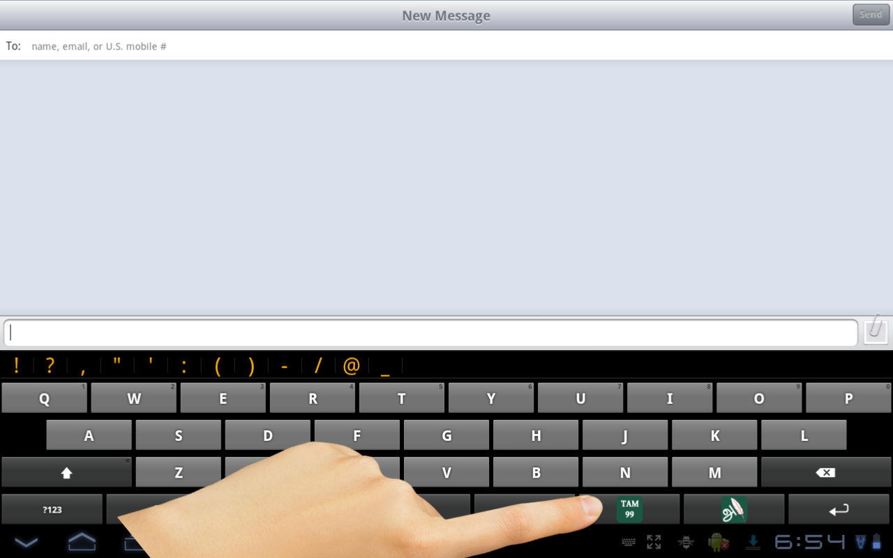 Download Ezhuthani - Tamil Keyboard for PC