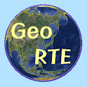 Geo Routing(Distance, Azimuth) icon