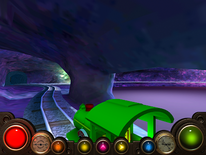 Alpine Train 3D Rail Simulator- screenshot thumbnail