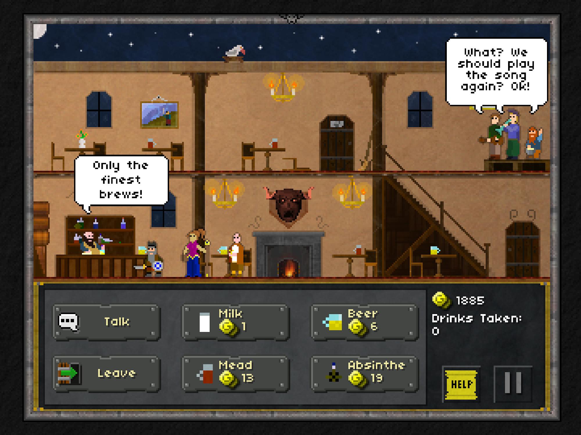 Pixel Heroes: Byte & Magic screenshot #10