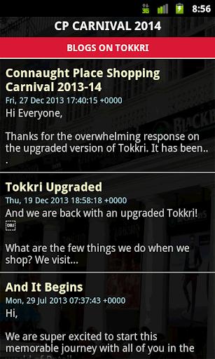 【免費生活App】CP Carnival 2014-APP點子