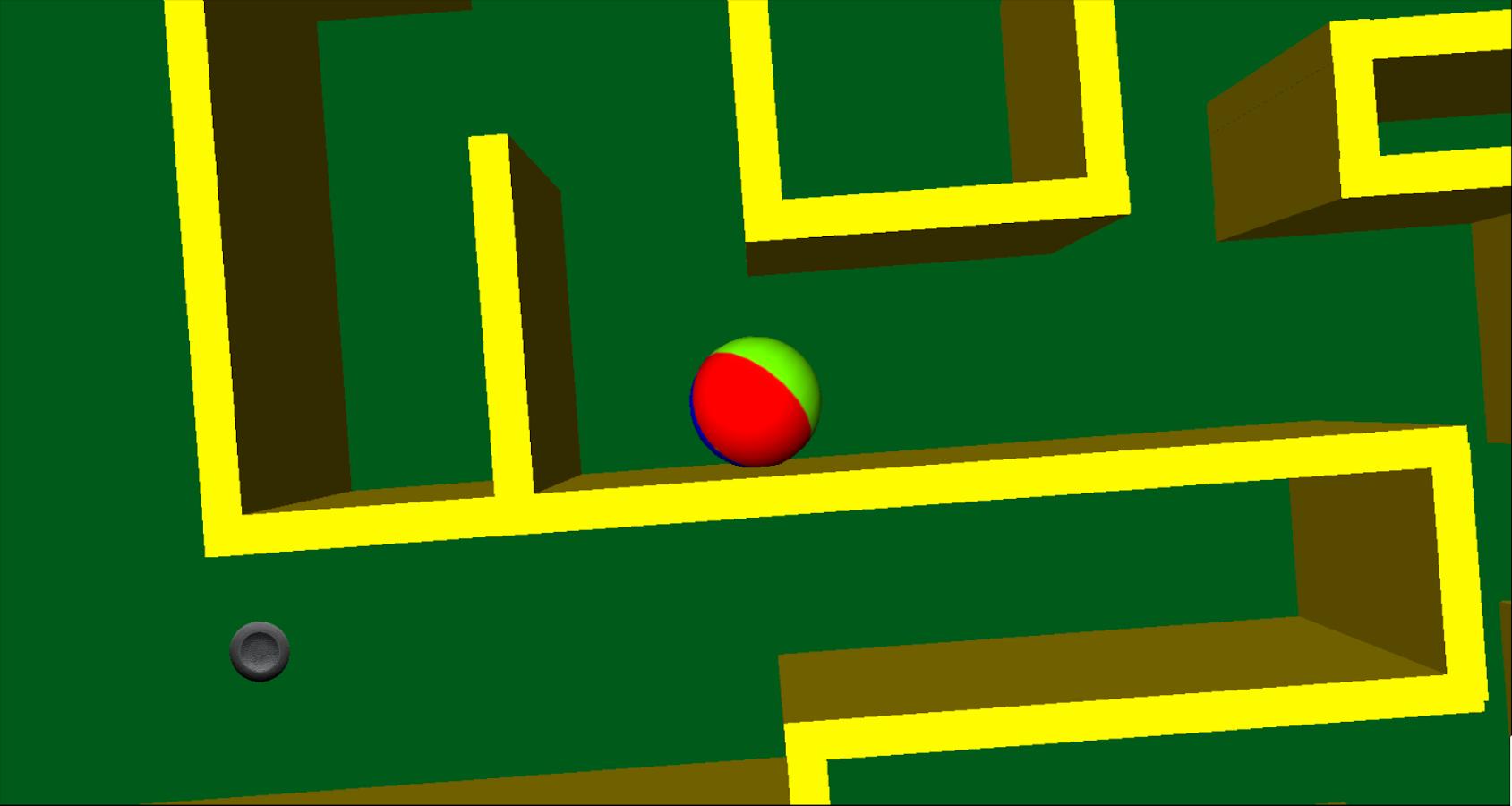 Mysterious Maze - screenshot